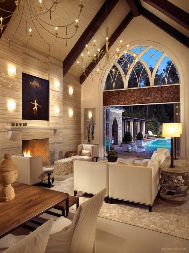modern living room nashville best interior design