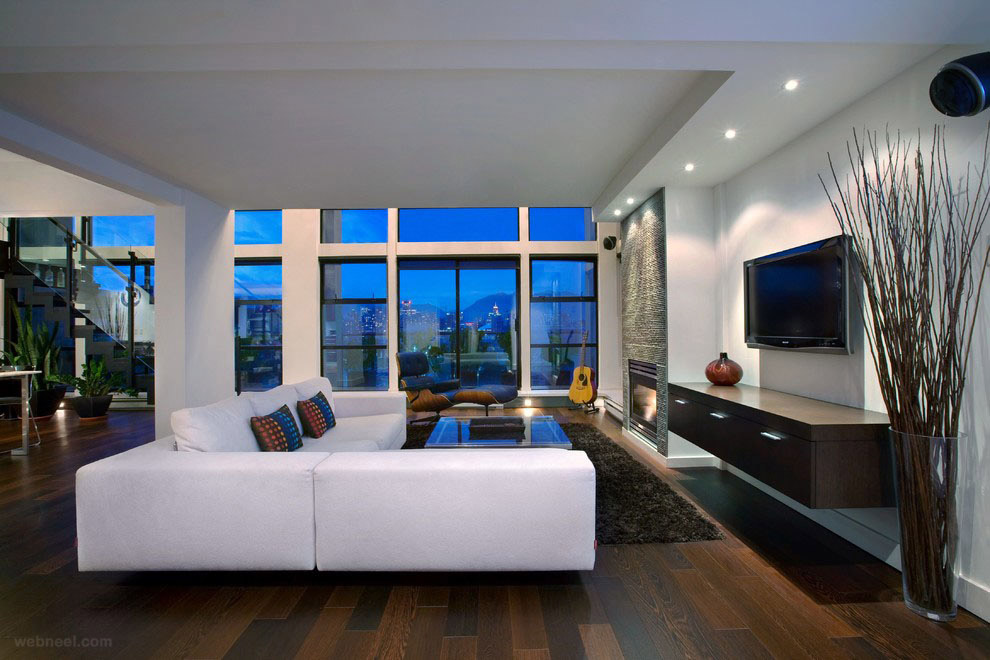 modern family room vancouver best interior design