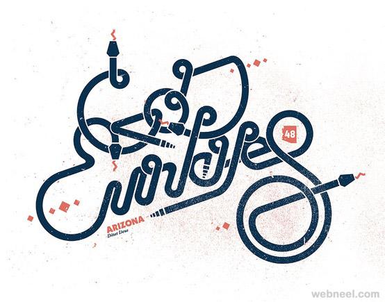 best typography design