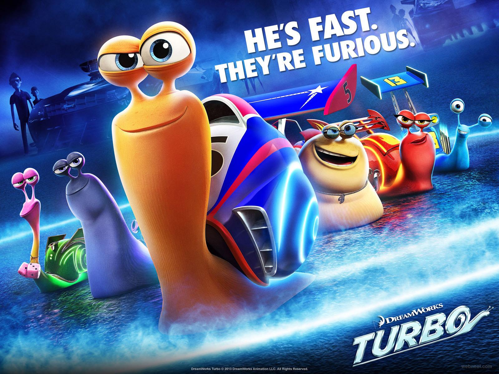 turbo animation movie