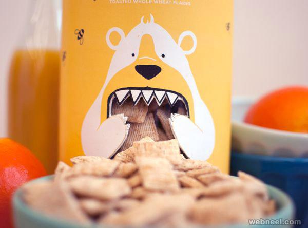 biscuit brilliant packaging design