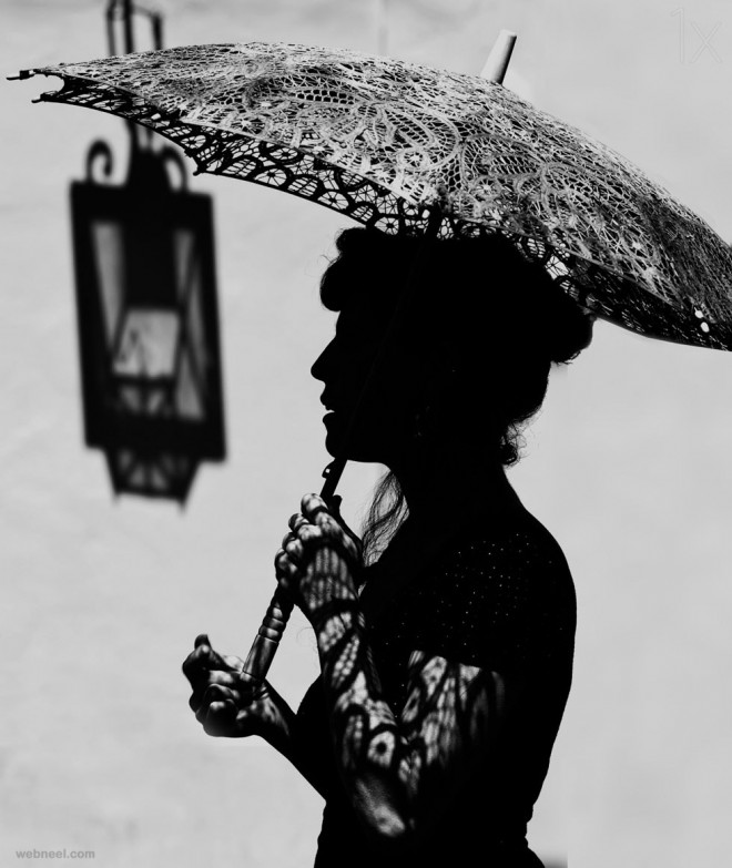 woman black and white photography by kirk cypel