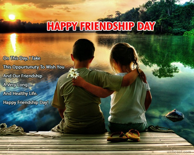 friendship day greetings wallpapers