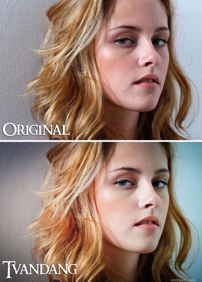 photoshop editing retouching