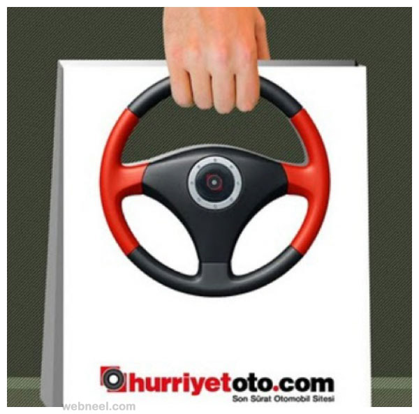 bag ad car steering