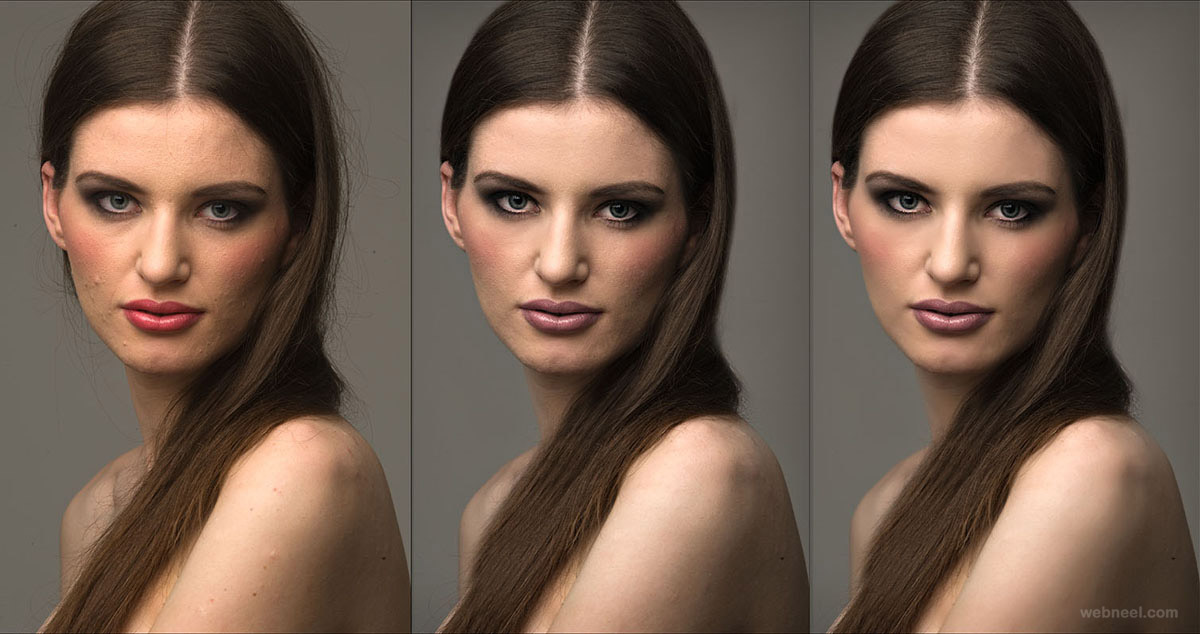 photo editing retouching