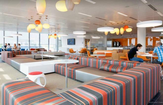 modern office design idea