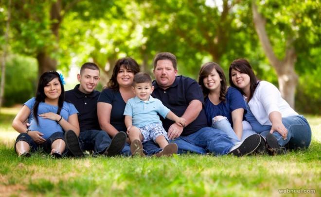 family portrait photography by setrik
