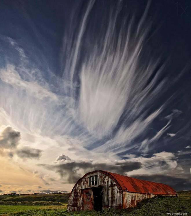 cloud photo by porsteinn