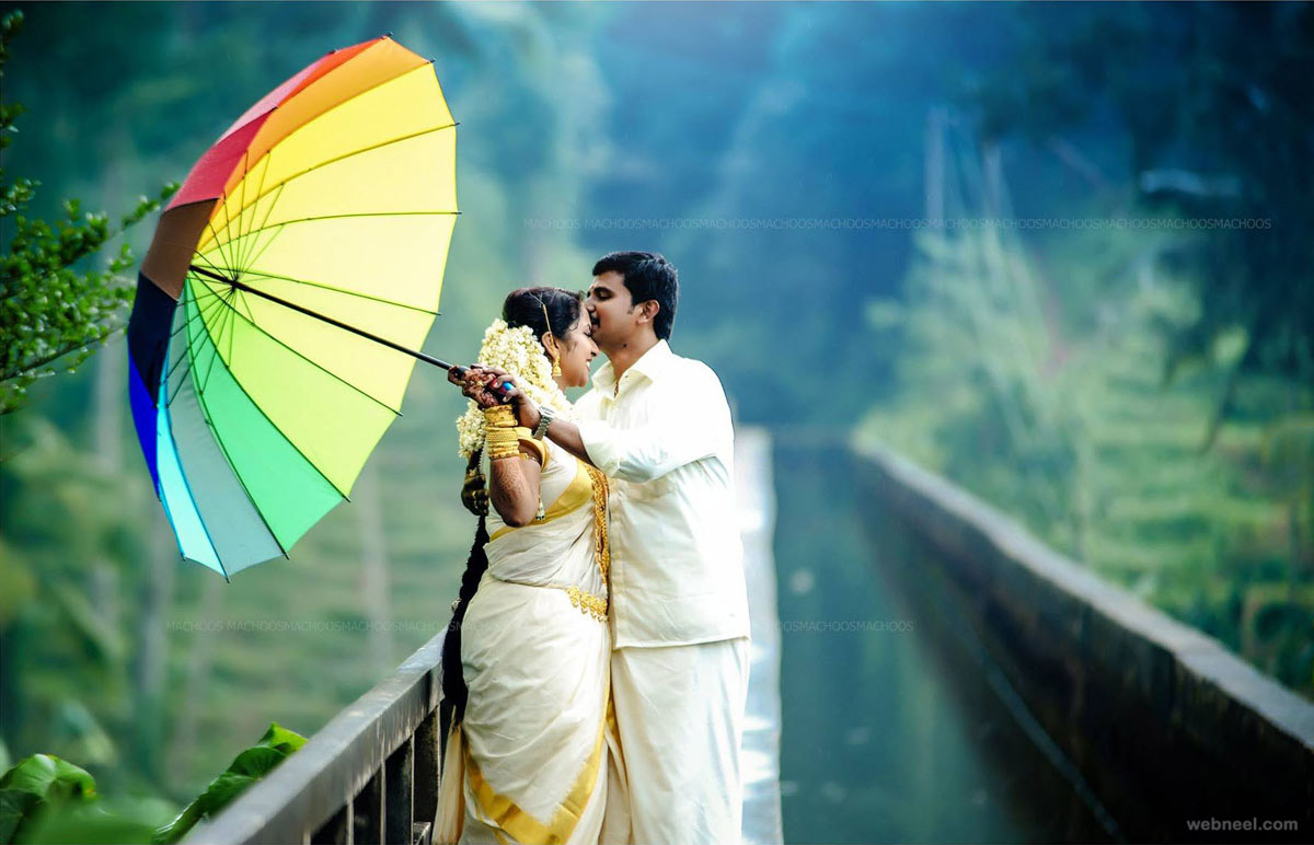 kerala wedding photography by machoos