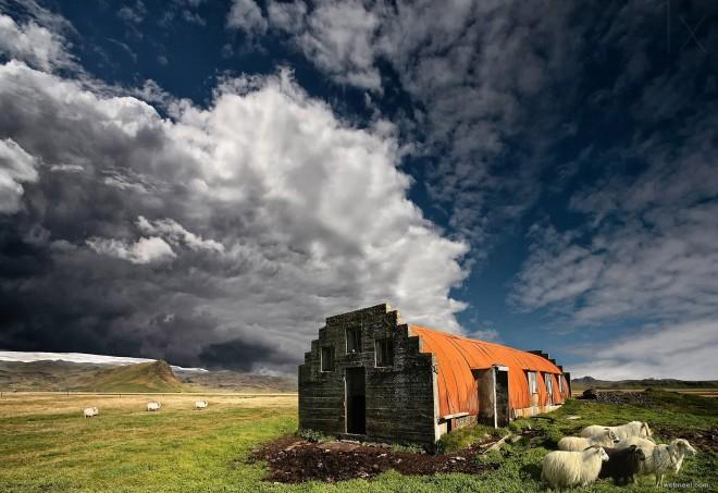 clouds wallpaper by porsteinn
