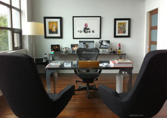 home office design idea