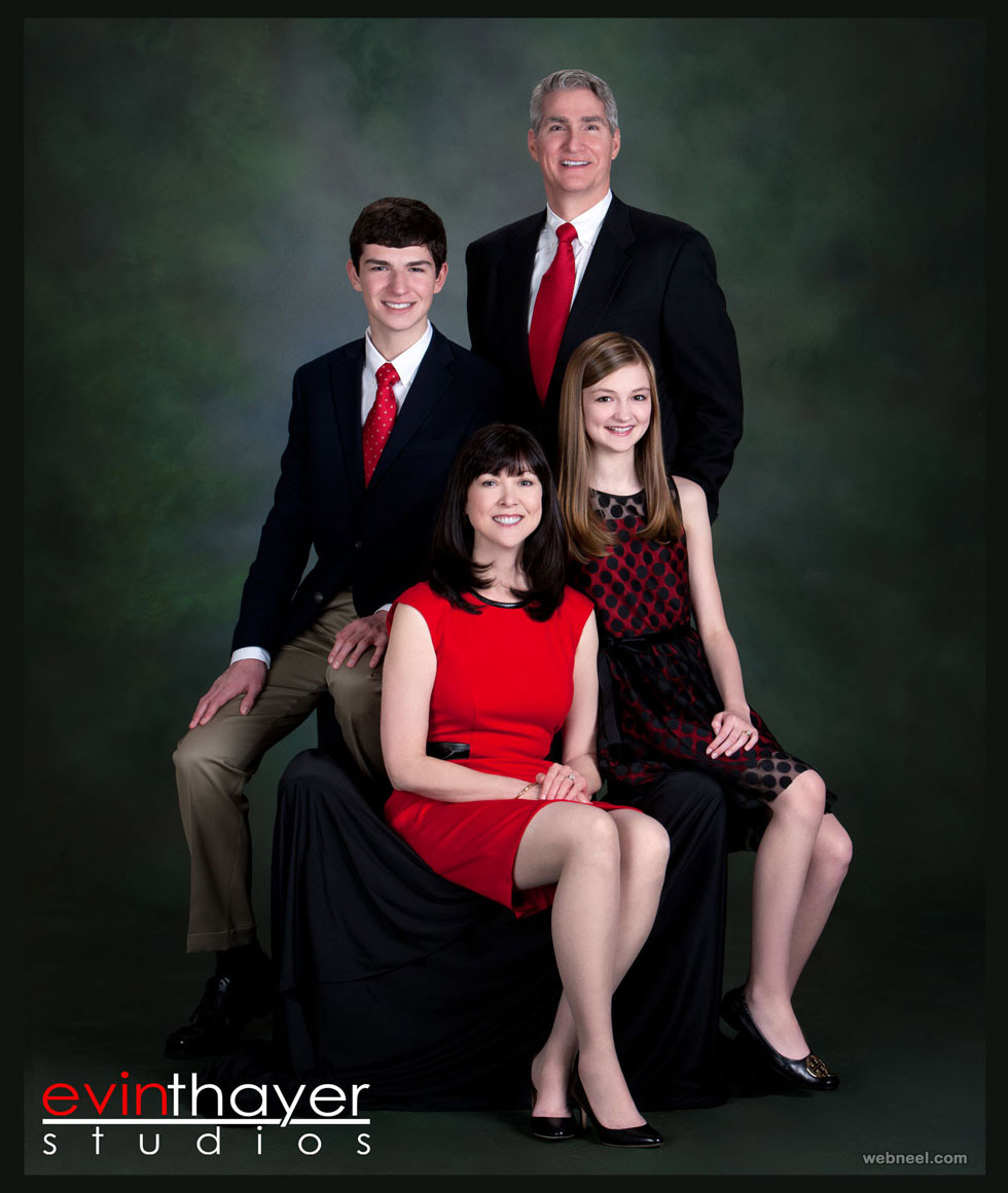 family portrait photography by evinthayer