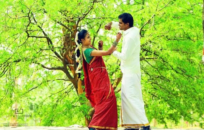 kerala wedding photography by jithin jaleel