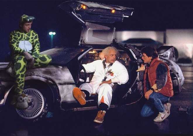 celebrity time machine photomanipulation by lorenz valentino
