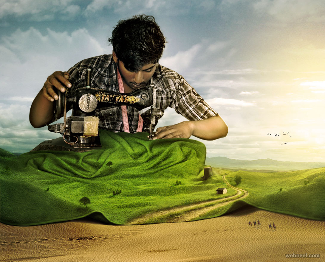 photo manipulation by anil saxena