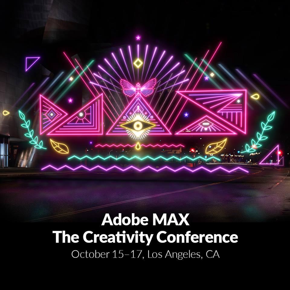 adobe max conference