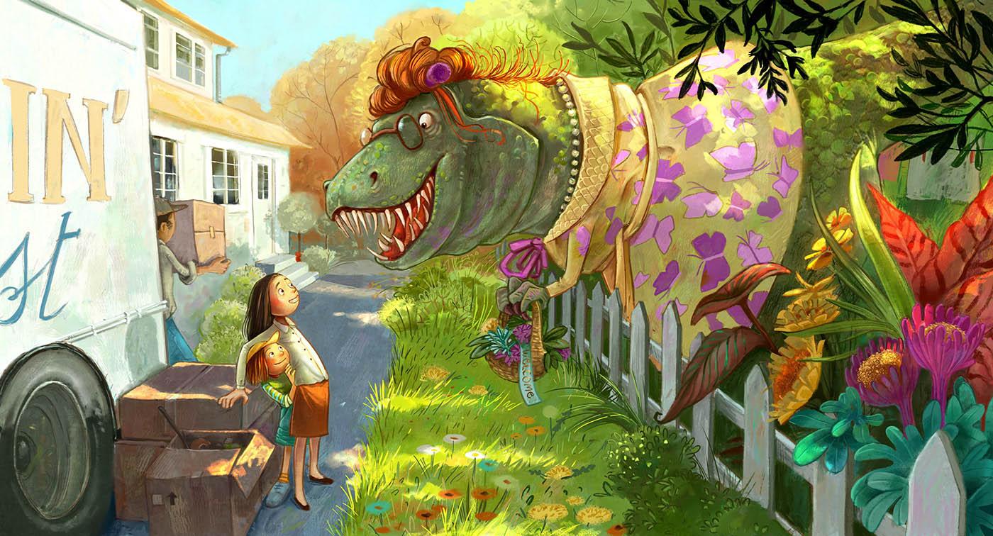 digital illustration art