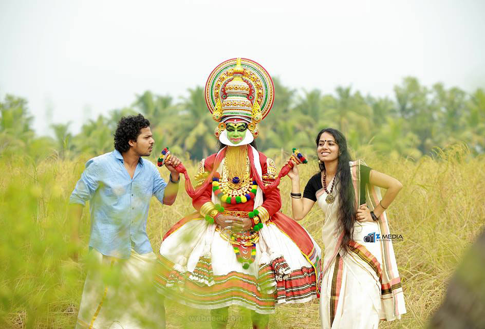 kerala wedding photography by zmedia