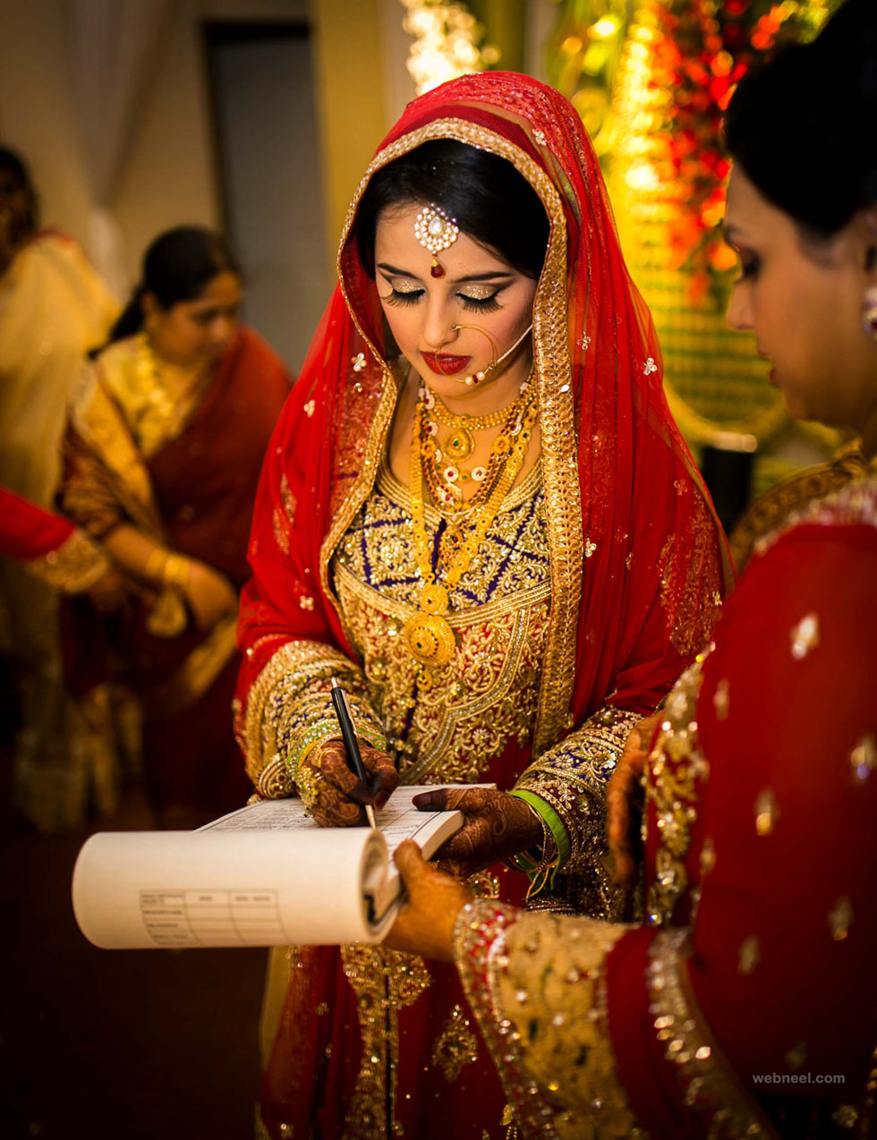 wedding photographers bangalore ajay menon