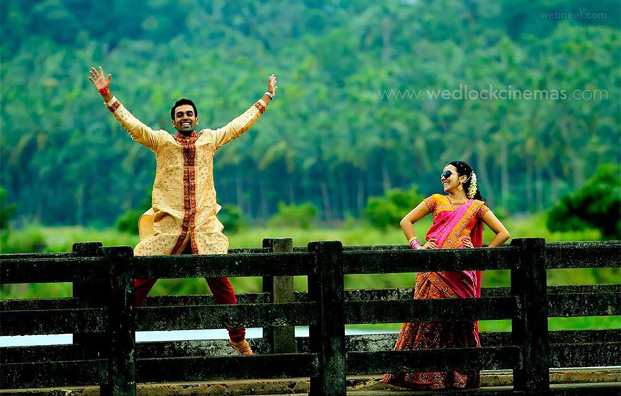 kerala wedding photography by wedlock