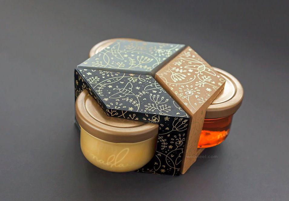 package design honey
