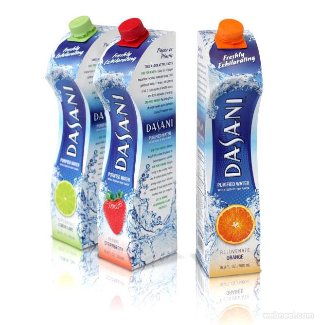 package design water