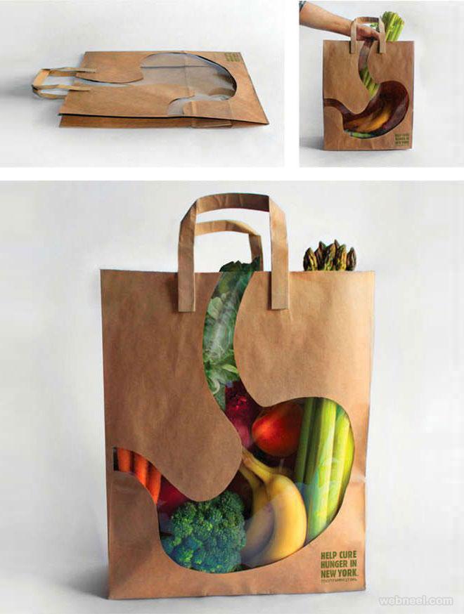 package design bag food