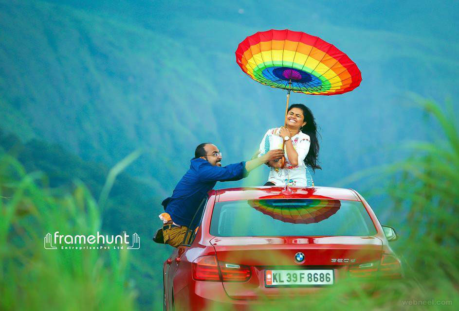 kerala wedding photography by framehunt