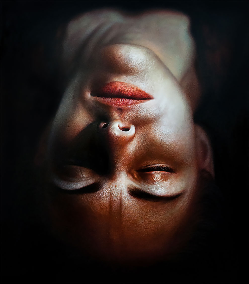 realistic paintings woman