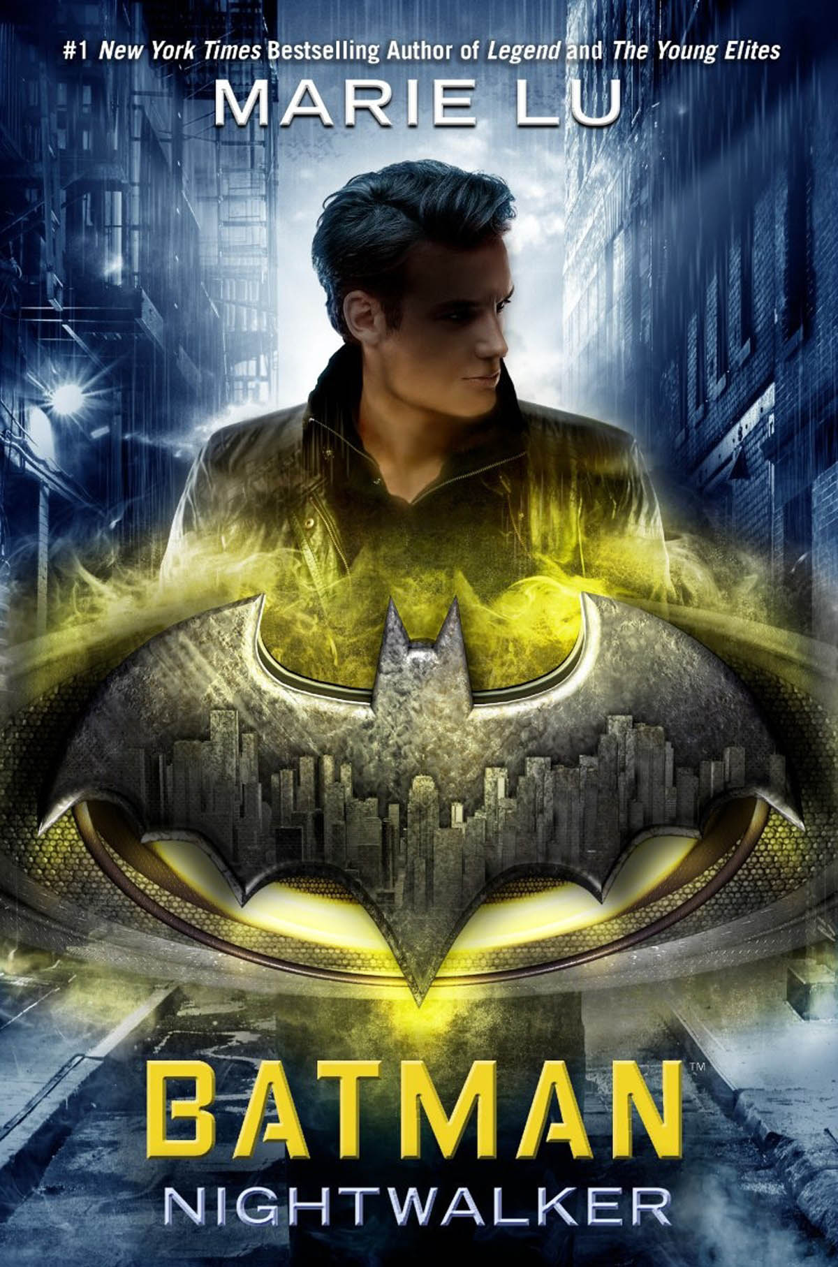 movie poster design scifi cgi batman