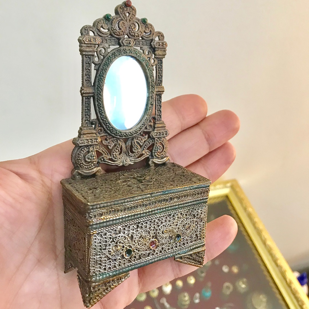 miniature art works woodwork