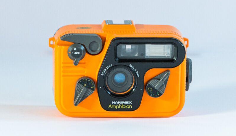iconic australian design exhibition amphibious camera