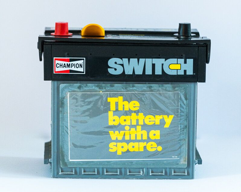 iconic australian design exhibition switch battery