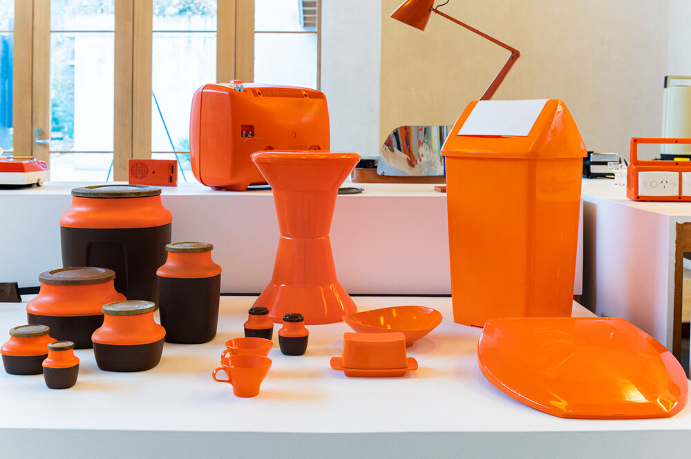 attractive exhibit at iconic australian design exhibition