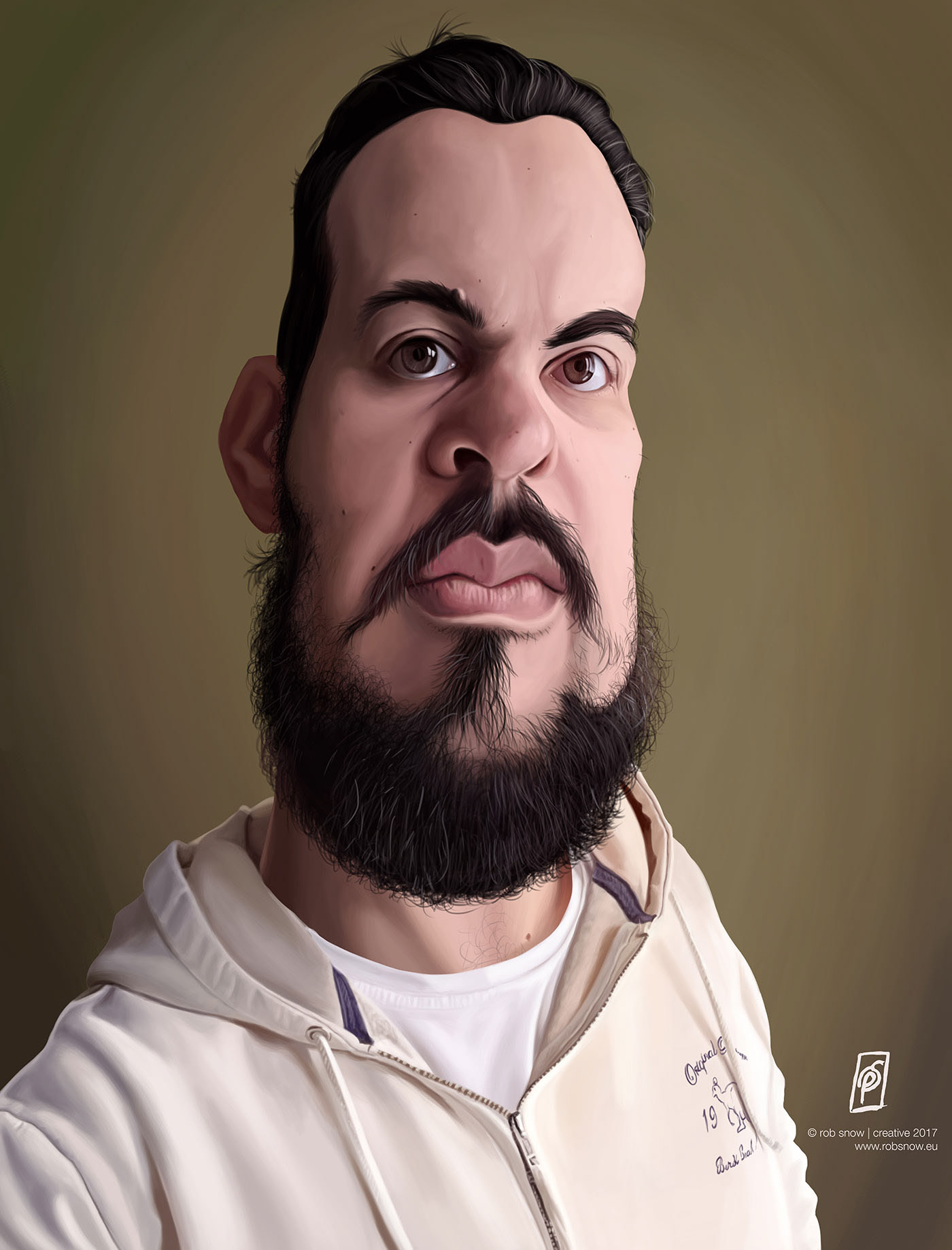caricature illustrations by stavros damos