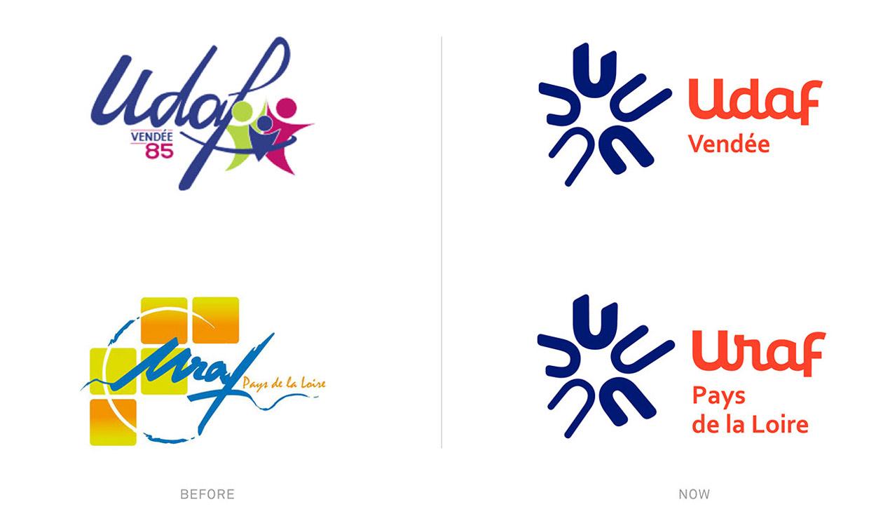 branding design logo design unaf