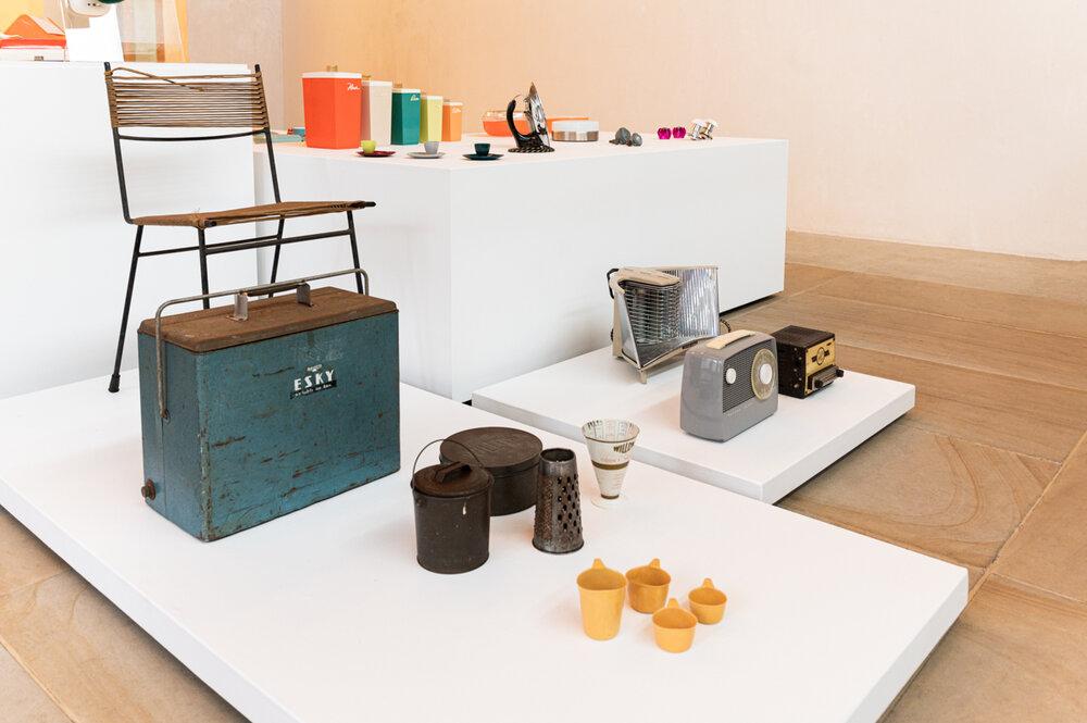 iconic australian design exhibition artifact