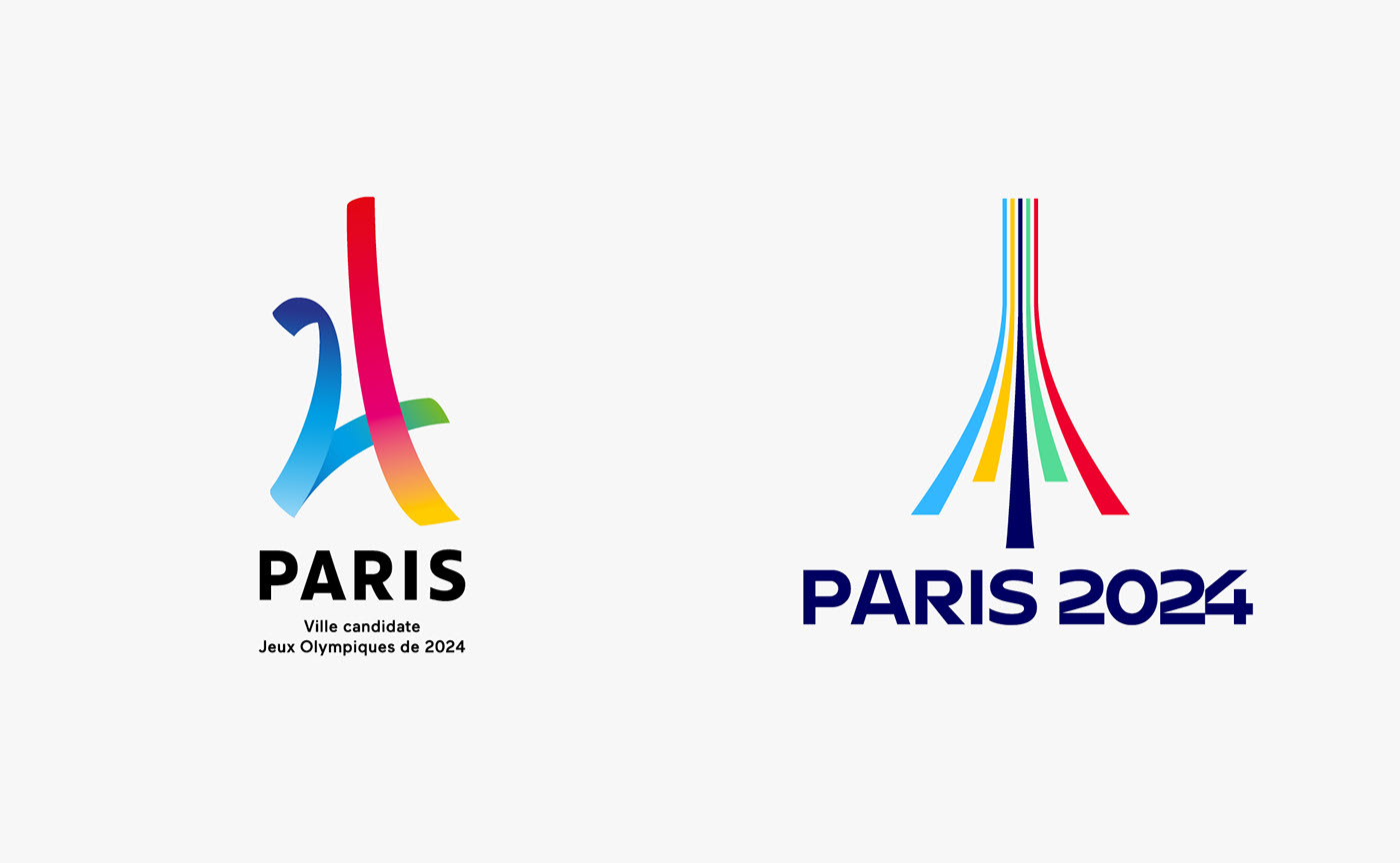 branding design logo identity sports track by grapheine