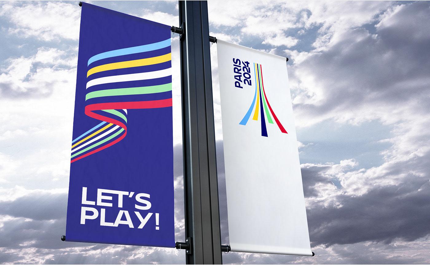 branding design logo identity banner