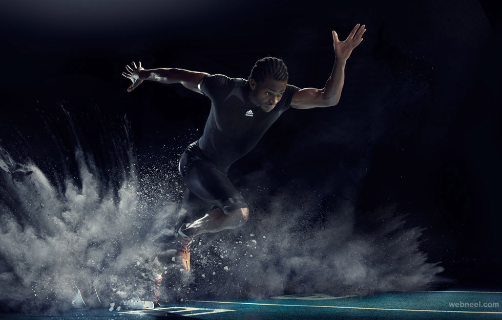 creative sports photography by iain crawford