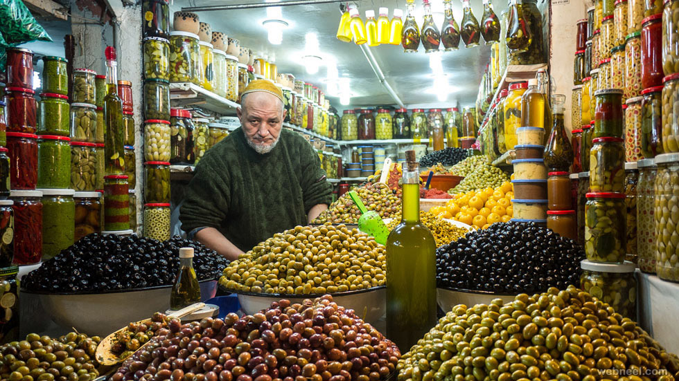 olive food photography by amine fassi