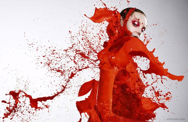 paint creative photography by iain crawford