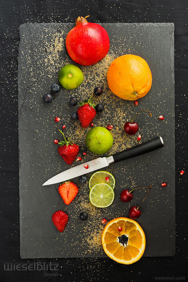 fruits food photography