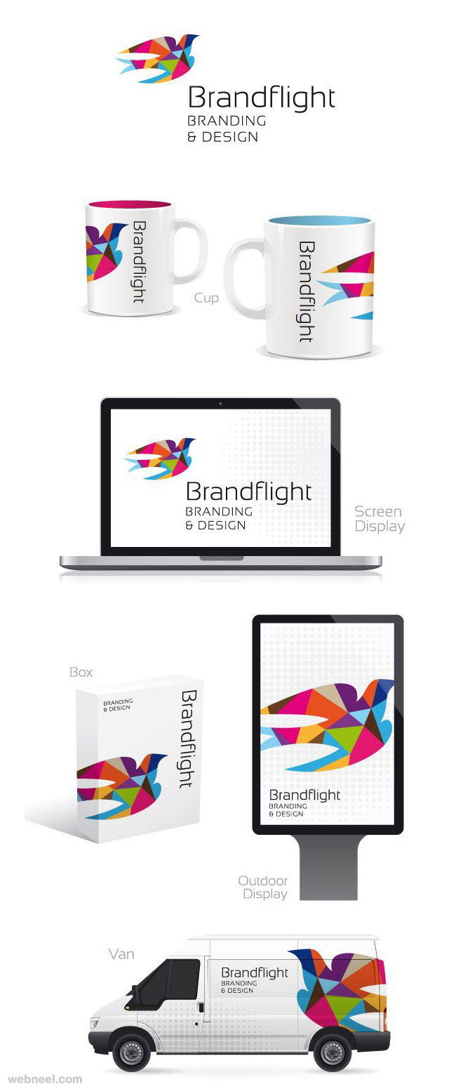 brand flight best branding design