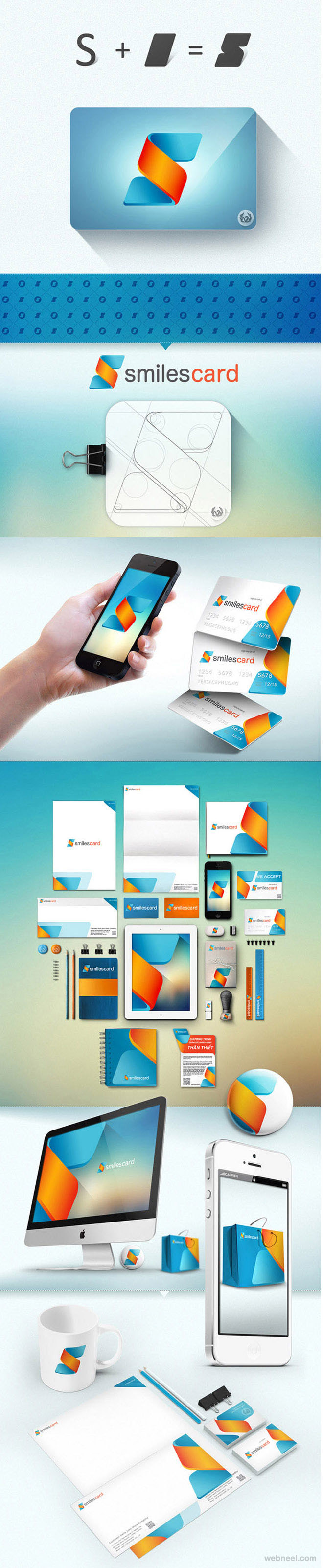 cards best branding design