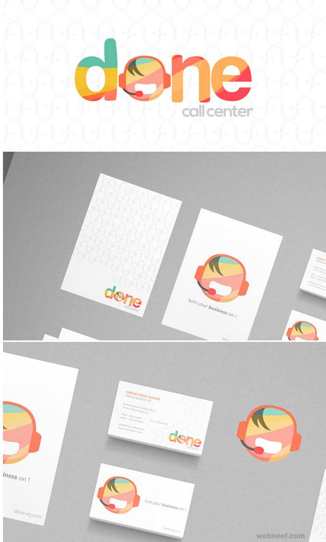 call center best branding design by nimbus