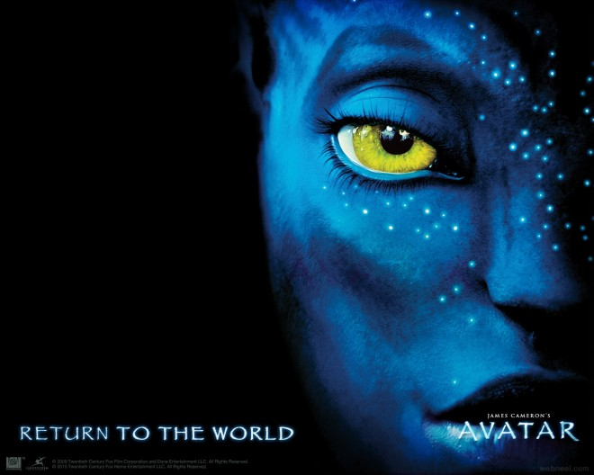 avatar animation movie poster