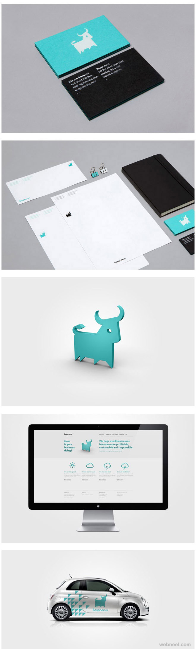 bosphorus best branding design