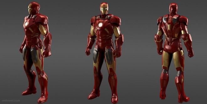 marvel superheroes ironman